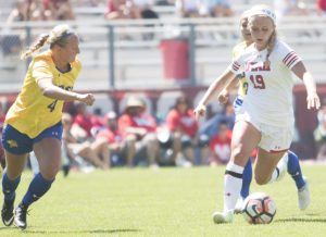 Soccer: No. 17 Utah Hits Road to Visit Loyola Marymount