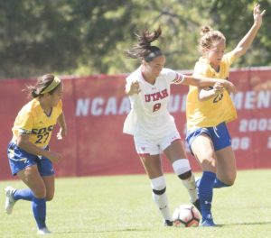 Soccer: Rankings Motivate Utes to Stay Focused