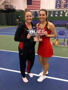 Turley Sisters Support Each Other On and Off the Court