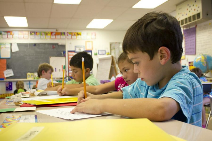 Patience: Competition in the Classroom Limits Learning, Improvement