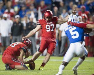 Football: Gay Leads Utah Past BYU