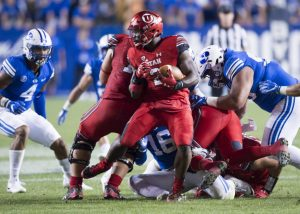 Football: Utah Closes Nonconference Schedule Against San José State
