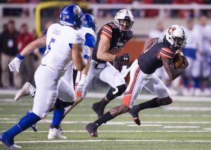 Football: Utah Blows Past San José State, 54-16