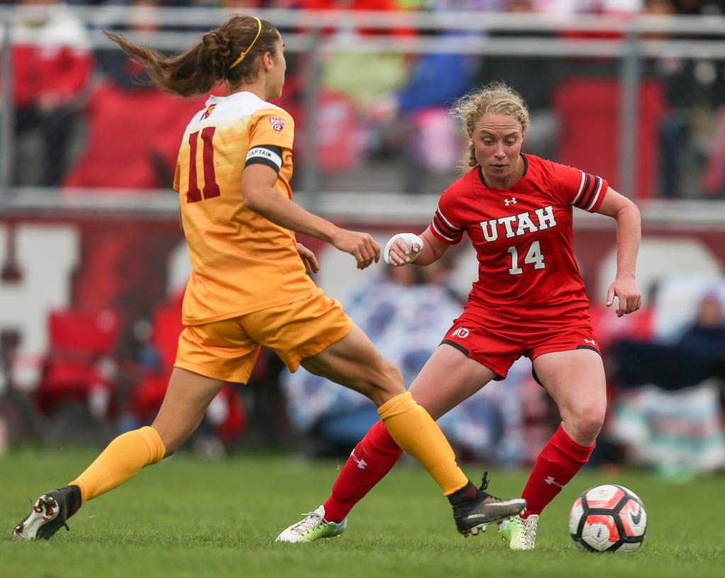 52f202d2 Soccer: No. 25 Utah Ends Double OT in 0-0 Draw to No.10 USC – Daily ...