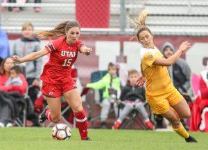 Soccer: No. 24 Utah Falls to Washington
