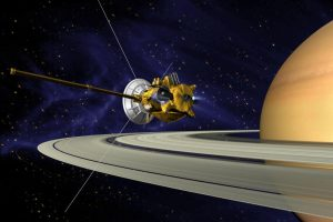 U professor reflects on retired spacecraft Cassini's accomplishments