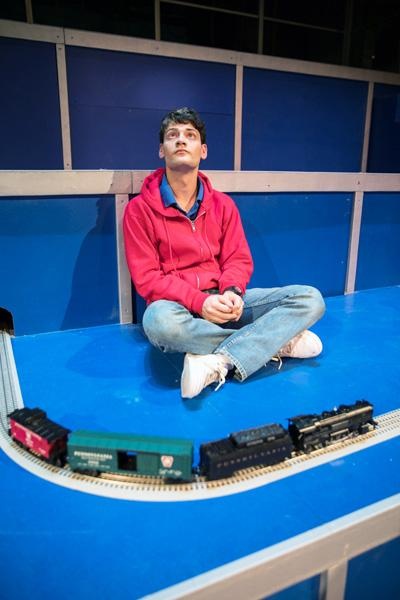 The Curious Incident of the Dog in the Nighttime a multi-facted showed with heart