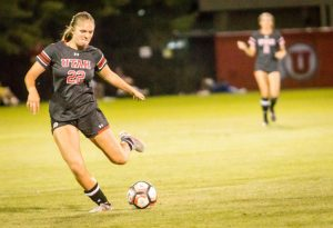 Soccer: Utah Wraps Up Road Schedule Against Oregon State