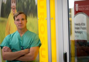 U Professor Mark Mahan Chooses Medicine After Witnessing 9/11