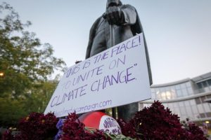 U Students Join BYU in Campaign to Raise Awareness About Climate Change
