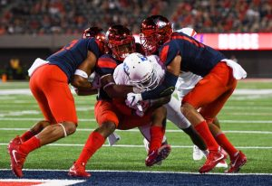 On the Other Sidelines: 7 Questions with the Daily Wildcat