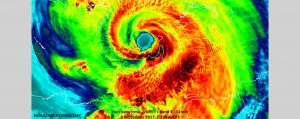U Professor Improves Hurricane Forecasting