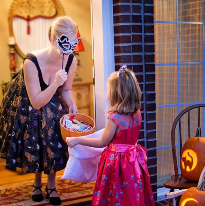 Patience: Trick-Or-Treating Isn't So Tricky
