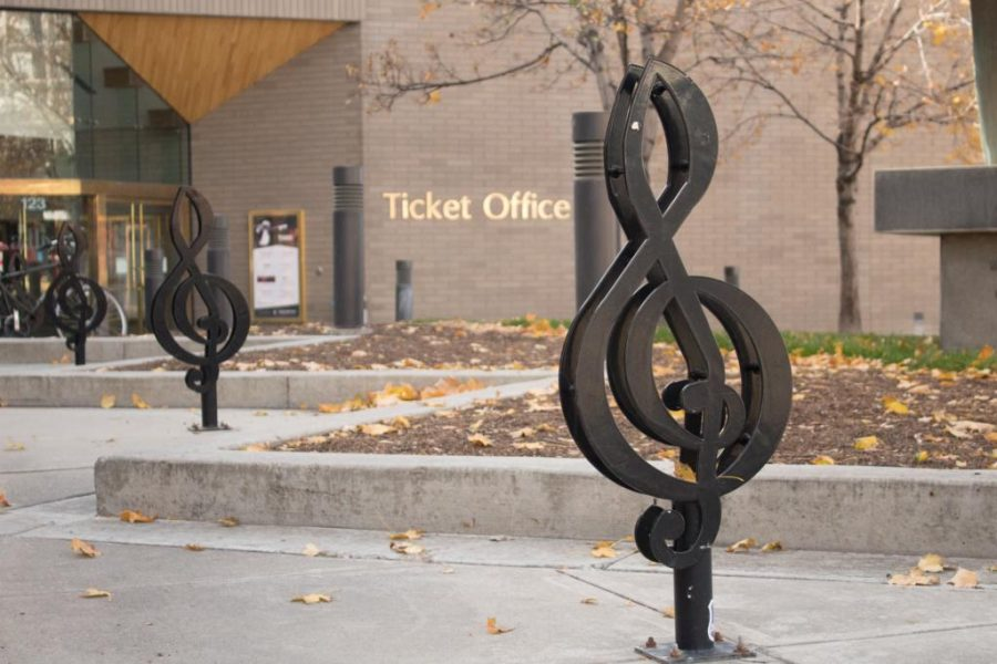 Music Venues in Salt Lake City, UT on Tuesday, Oct. 31, 2017.  (Photo by Ben MCcleery/ Daily Utah Chronicle)
