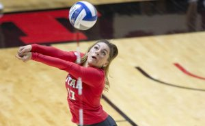 Volleyball: No.12 Utah Defeats No.13 UCLA, 3-1