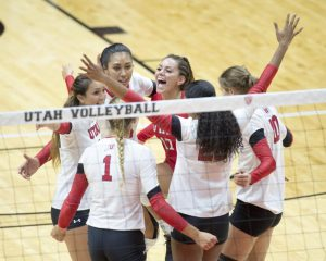Volleyball: Utah Earns No. 11 Seed, Will host 1st and 2nd Rounds of NCAA Tournament