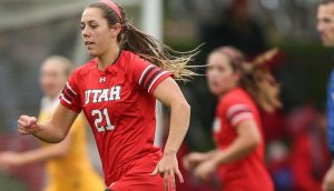 Soccer: Utah Downed by No. 2 Stanford