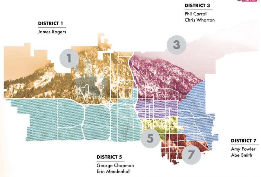 Salt Lake City Council 2017 Elections Guide