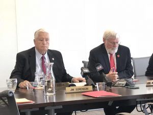 U Board of Trustees Agrees to Proposed HCI Memorandum of Understanding
