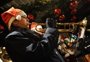 Parkin: Please Do Stop the Christmas Music