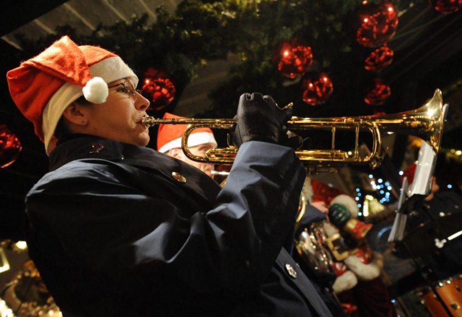 Parkin: Please Do Stop the Christmas Music