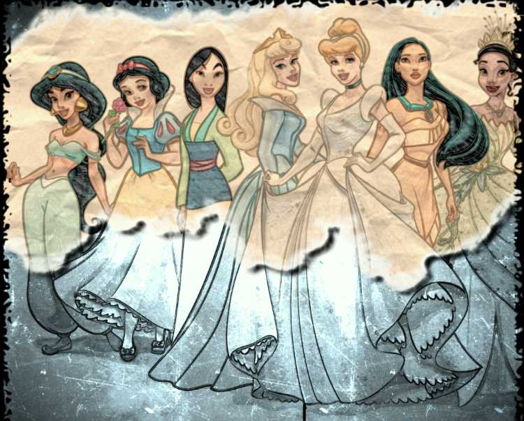 Patience: Disney Princesses Teach Valuable Lessons to College Students