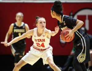 Women's Basketball: Utah Defeats Purdue, 81-68