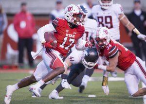 Football: Utah Falls Short to Washington State, 33-25
