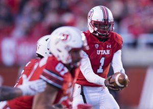 Football: Utah Drops Game to Washington in Final Seconds, 30-33