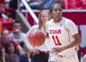 Women's Basketball: Returning Utes Make Impact, Room to Improve Offensively