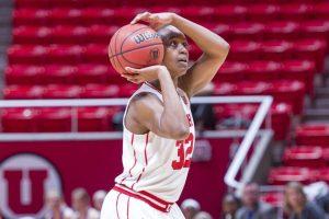 Women's Basketball: Utah Takes Down UT Arlington, 71-41