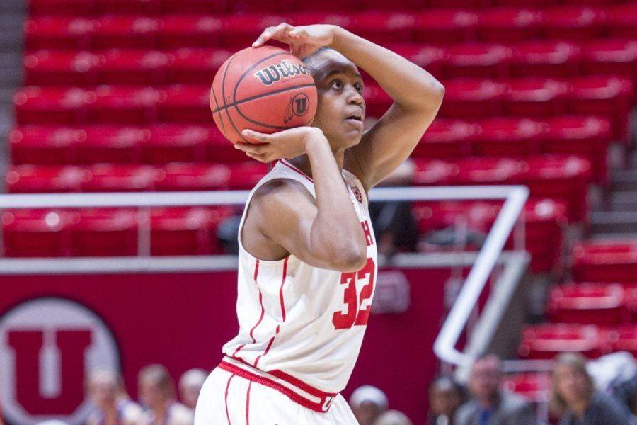 best cheap 1f228 2c45e Women's Basketball: Utah Takes Down UT Arlington, 71-41 ...