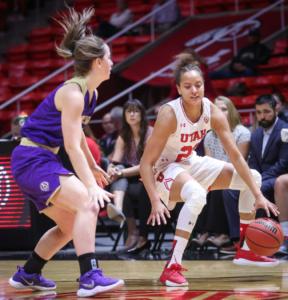 Women's Basketball: Utah Falls to Alabama on Road, 65-60