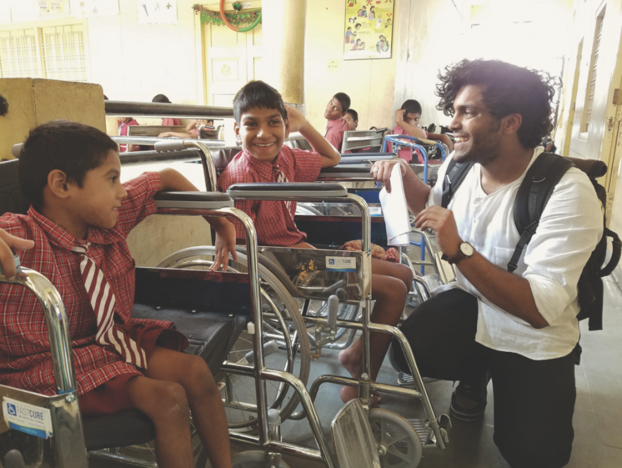 U Student Starts Non-Profit to Improve Global Health, Reduce Waste