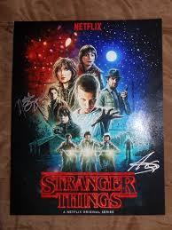 Stranger Things season one poster