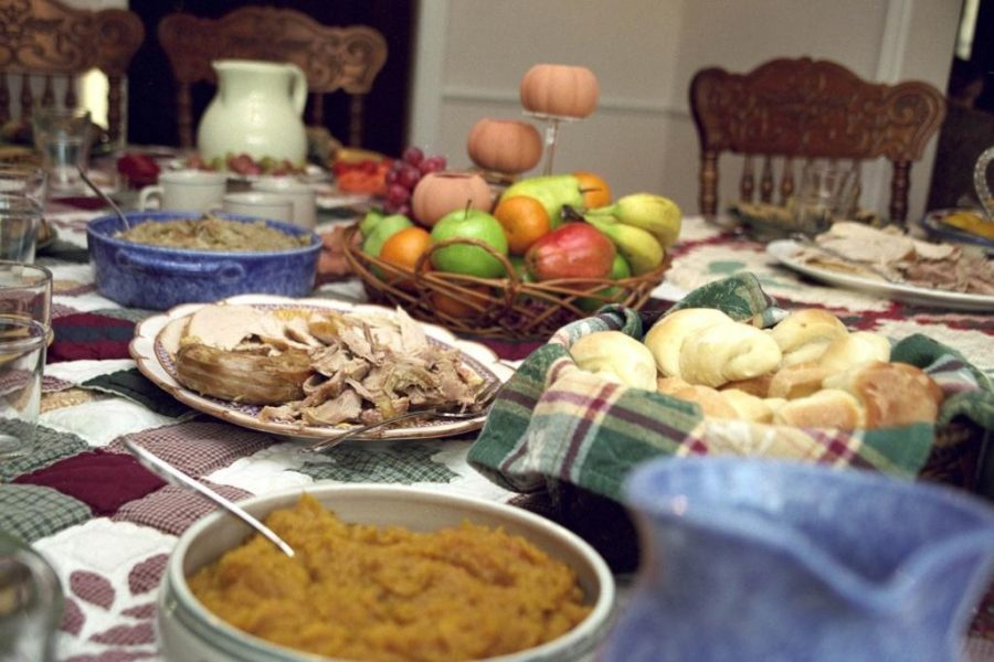 Barron: Sharing Our Thanksgivings