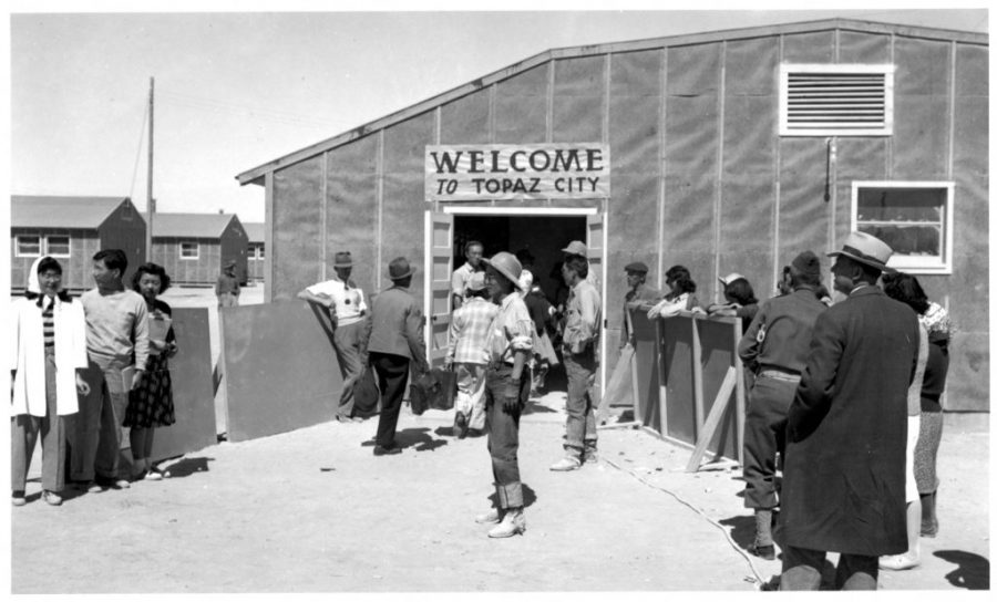 James Sugihara, the first person to receive a doctorate degree from the University of Utah, was being held at Topaz Internment Camp at the time he was admitted to the school.