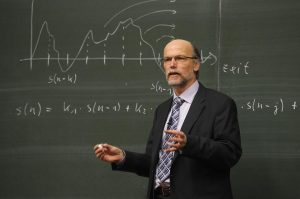 Parkin: Five Professor-Students Encounters