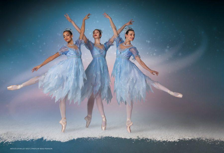 Nutcracker Ballet West Photo credit to Beau Pearson