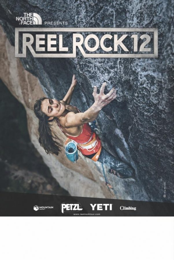 Official poster for Reel Rock 12
