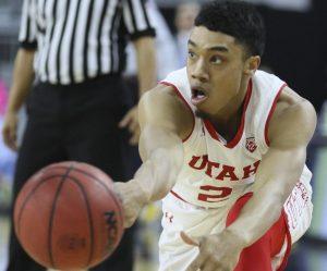 Men's Basketball: Utah Wins Season Opener, 83-62