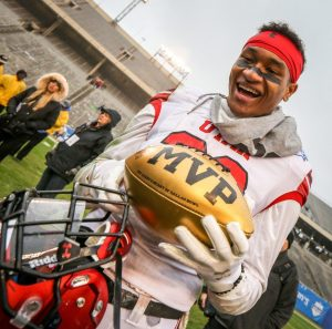 Football: Utes Defeat West Virginia in Heart of Dallas Bowl, 30-14
