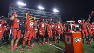 Football: Utah to Play in Zaxby's Heart of Dallas Bowl Against West Virginia