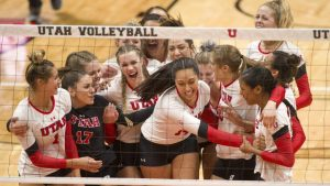 Volleyball: Utah Headed to Sweet 16 After Defeating No. 16 Purdue, 3-1