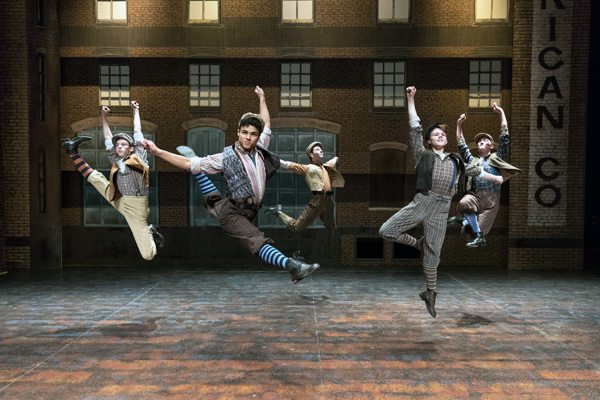 The Headlines are in: Newsies is a Must