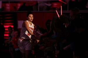 Women's Basketball: Williams Earns Pac-12 Recognition