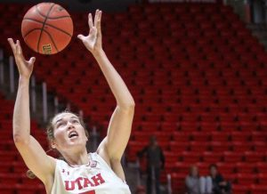 Women's Basketball: Utes Win Thrilling Battle at No. 22 ASU, 58-56