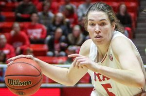 Women's Basketball: Utes Taken Down by UCLA, 81-74