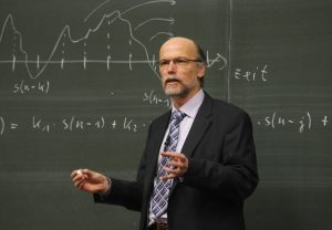 Patience: What Makes A Good Professor?