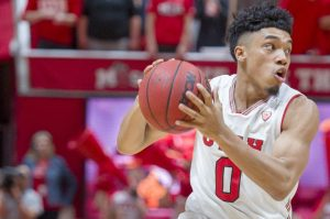 Men's Basketball: Utah Clinches OT Victory Against No. 21 ASU, 80-77
